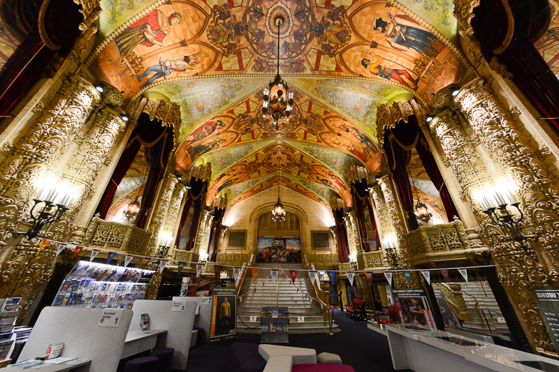 「Regent Theater」