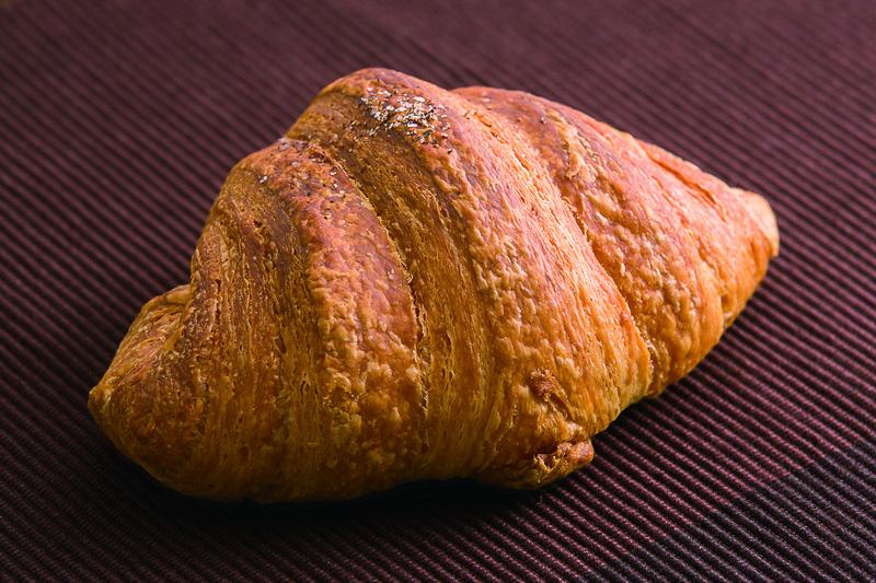 富良野産小麦を使ったクロワッサン