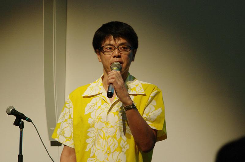 マリアナ政府観光局 日本事務所 旅行業界担当ディレクターの中村滋氏