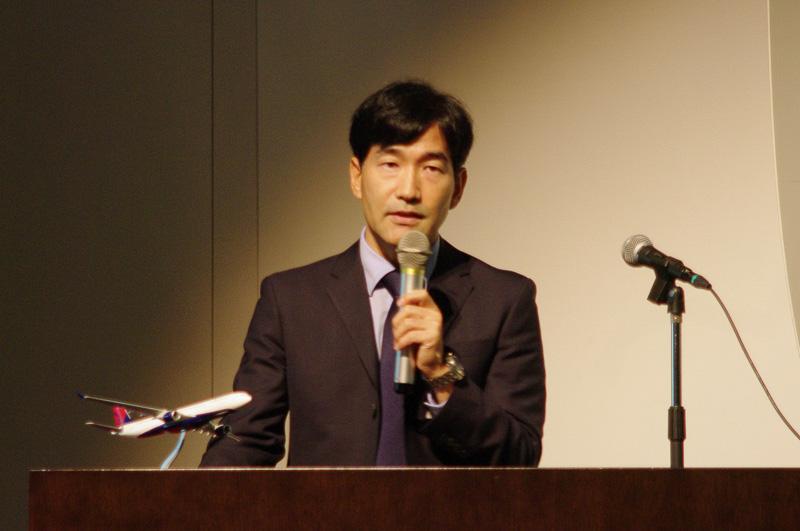 パラオ政府観光局 日本事務所 代表 芝村剛氏
