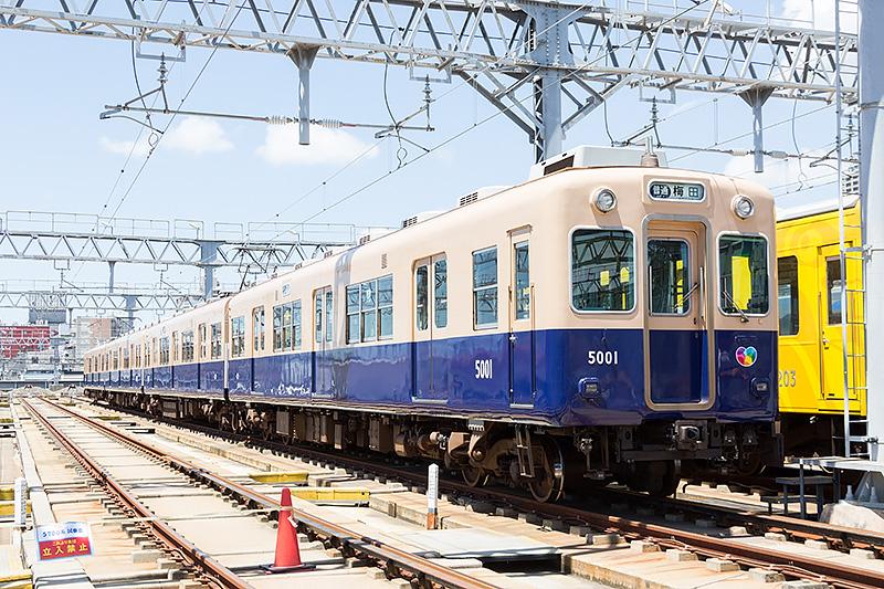 スルッとKANSAI対応カード利用終了後も、新磁気カードを発売する阪神電車