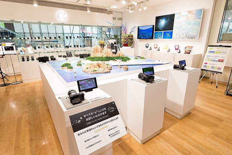 館内ではスタンプラリーを実施。沖縄旅行など豪華な賞品が用意されている
