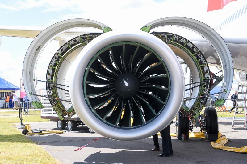 プラット&ホイットニーのギアード・ターボファンエンジン「PW1500G」