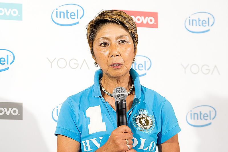 神奈川県海水浴場組合連合会 会長 小西美恵子氏