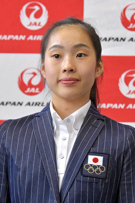 横田葵子選手