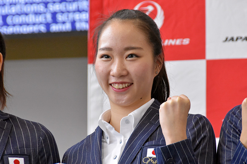 新体操女子団体総合の競技スケジュールは、予選が8月20日、決勝が8月21日