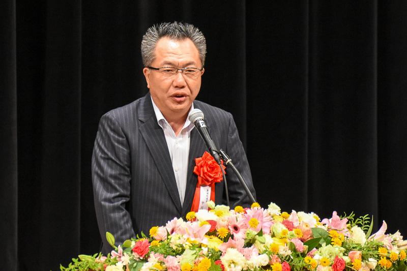 衆議院議員 中川康洋氏