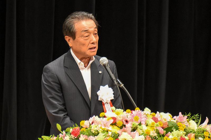 中日本高速道路株式会社 代表取締役社長 宮池克人氏
