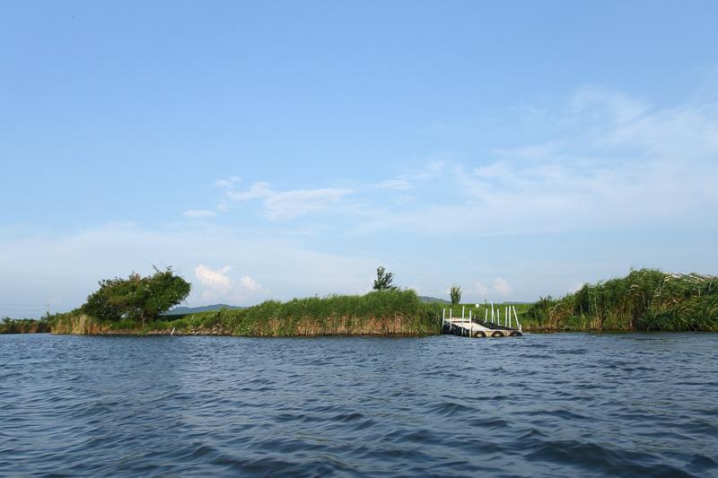 お酒の名前にもなった「權座(ごんざ)」は元々琵琶湖に浮かぶ小さな湖上の飛び地の名前だそうです