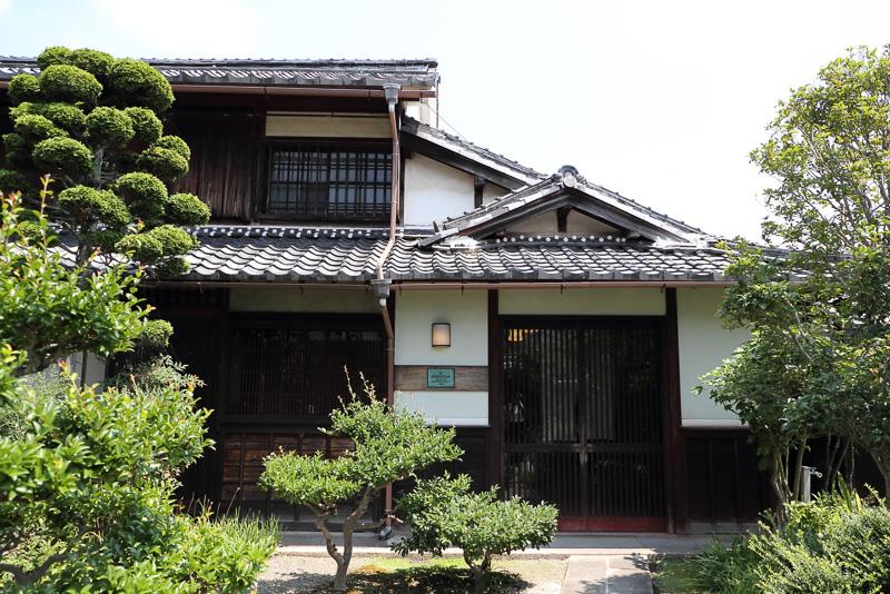 近江商人の屋敷を利用した「近江商人亭」