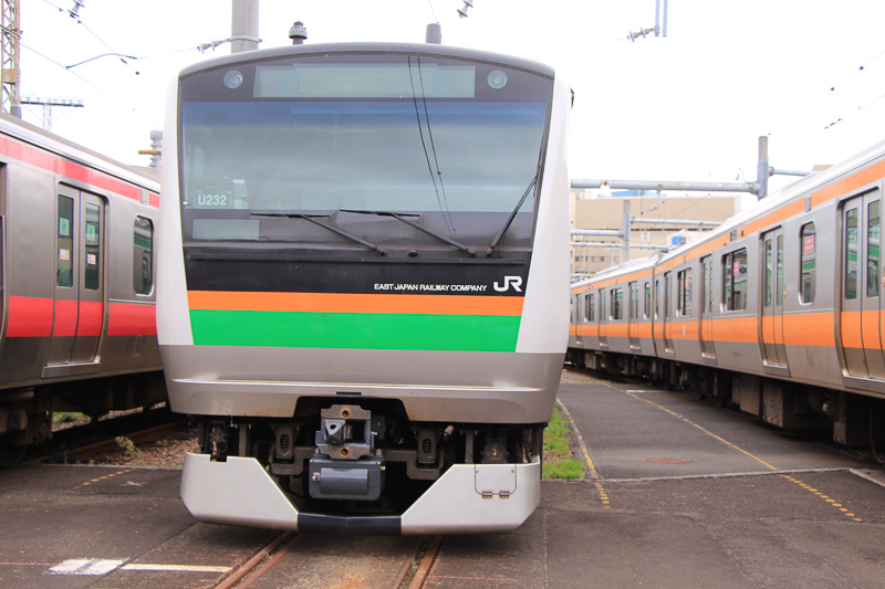 東海道線、宇都宮線、上野東京ライン、湘南新宿ラインの3000番台