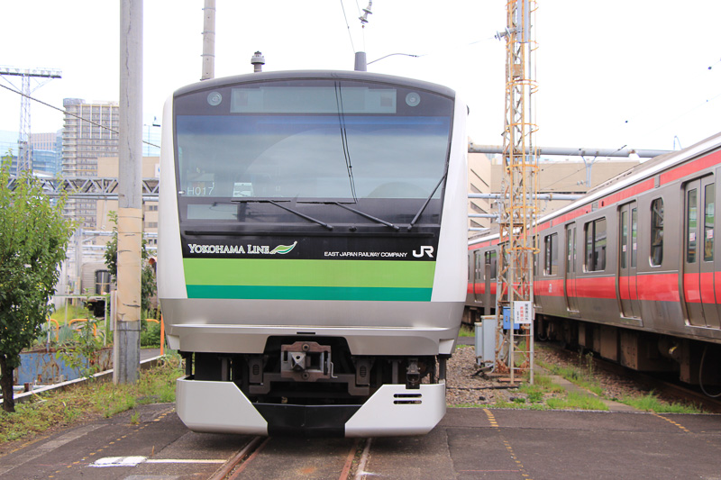 横浜線、根岸線に導入の6000番台