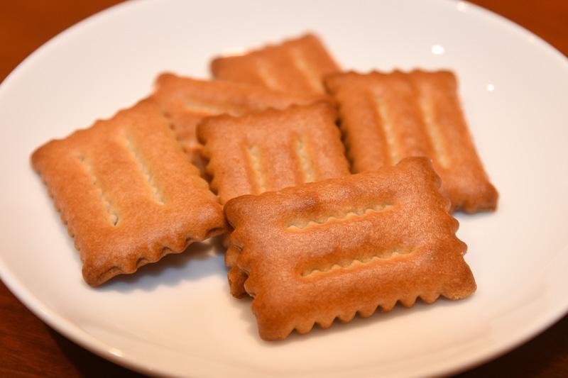 松永製菓(愛知県小牧市)の「しるこサンド」