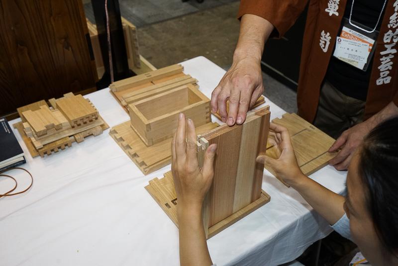 指物の制作体験