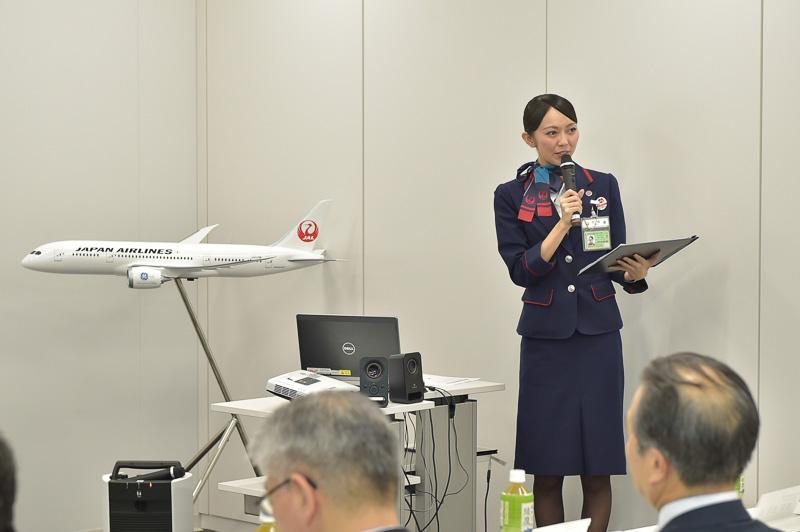 司会を務めたのは、2015年度の全国優勝者でもある田島由佳里氏