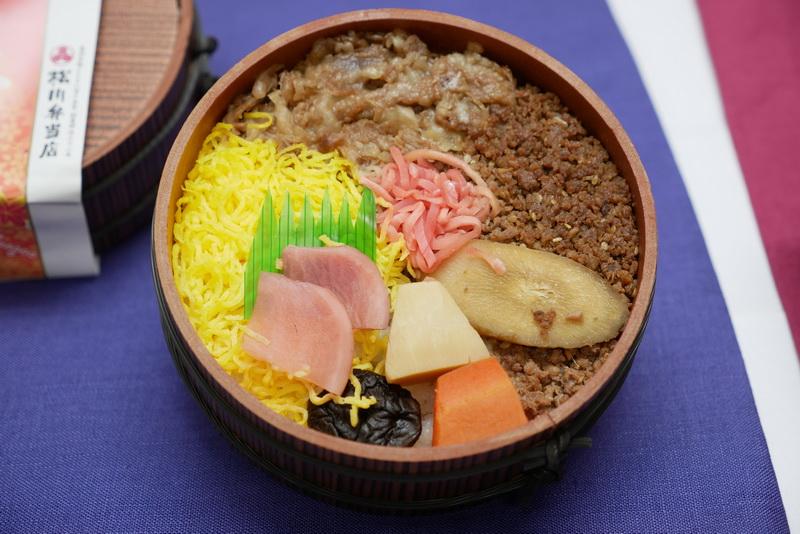 米沢牛わっぱ飯