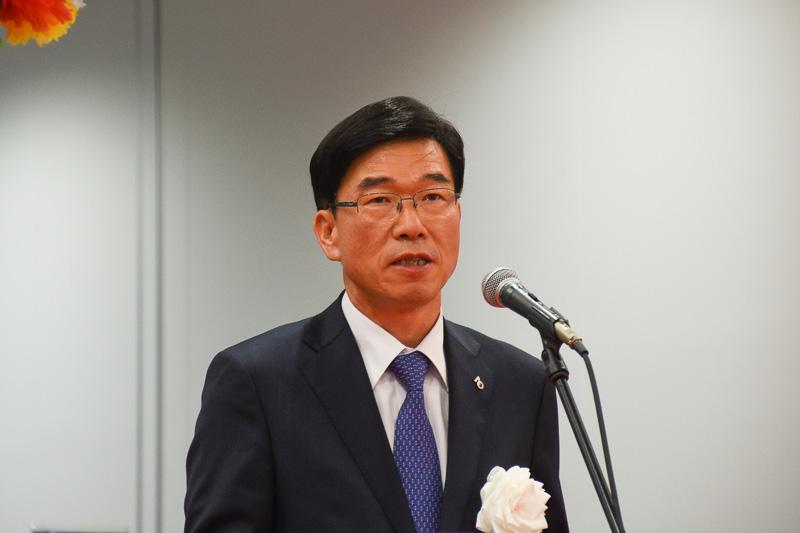 エアソウル株式会社 代表取締役社長 柳光煕(リュウ・グァンヒ)氏