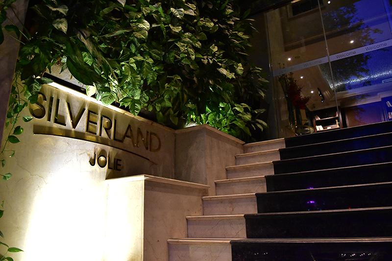 泊まったホテルは市内中心部にある「シルバーランドジョリーホテル&スパ」