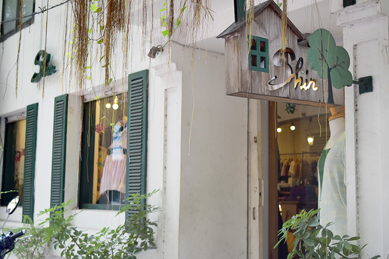 日本人の女の子が好きそうなお店