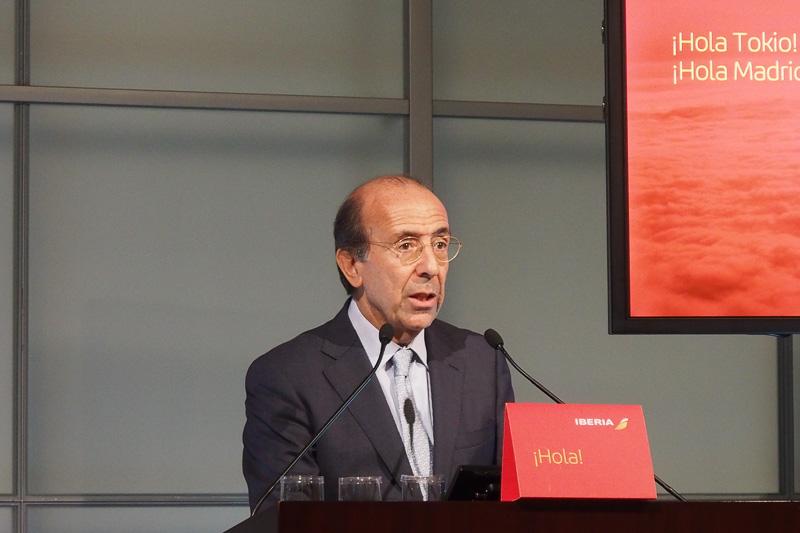 駐日スペイン大使 ゴンサロ・デ・ベニート・セカデス氏