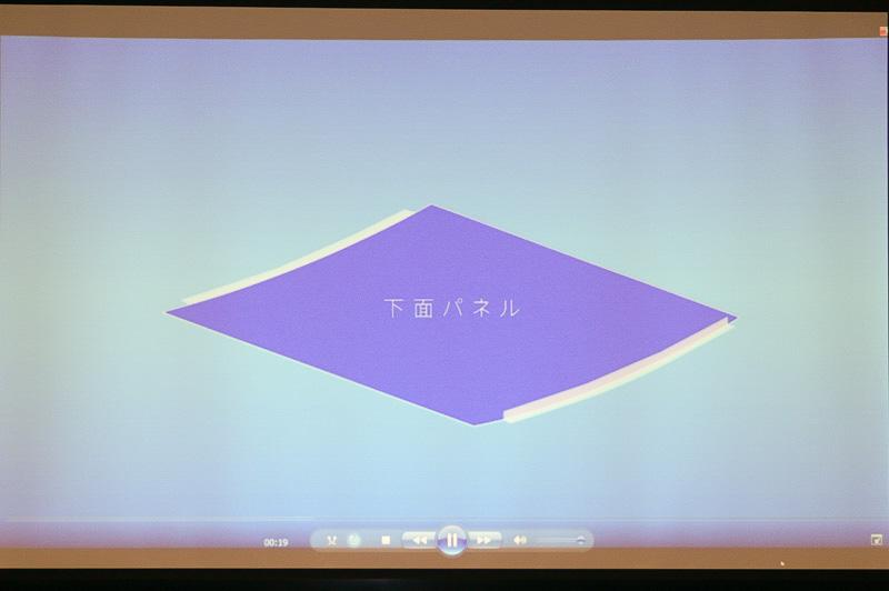 中央翼の構造