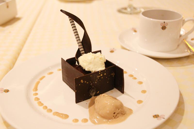忘れられない美味しさだった「チョコレート・ジャーニー」のチョコレートティラミス