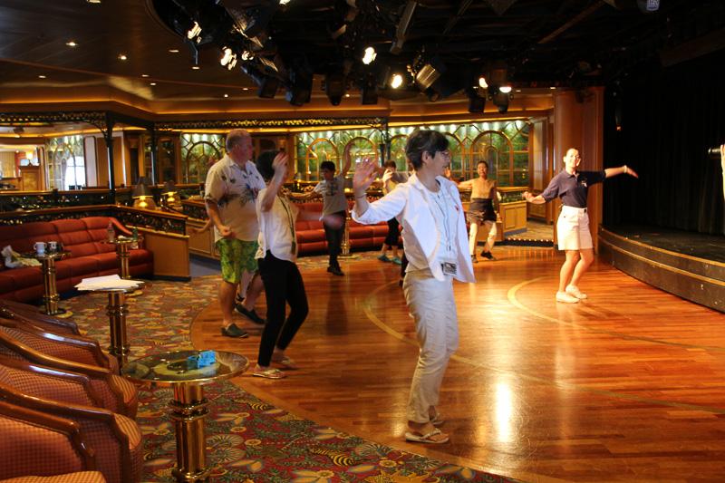 カーニバルダンス教室