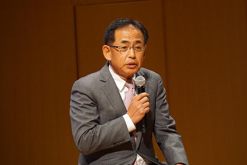 日本アイ・ビー・エム株式会社 最高顧問 下野雅承氏