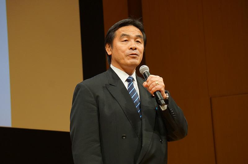 LGBTに関する課題を考える議員連盟の会長も務める衆議院議員 馳浩氏