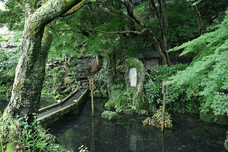 「居醒の清水」として平成の名水百選にも選ばれる水の里でもあります