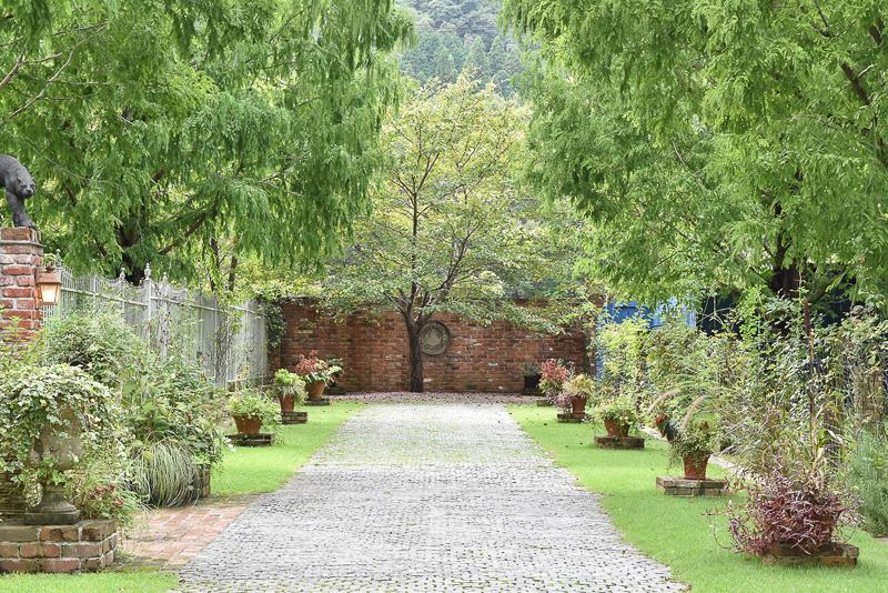 イギリス製の煉瓦が印象的なローザンベリー多和田