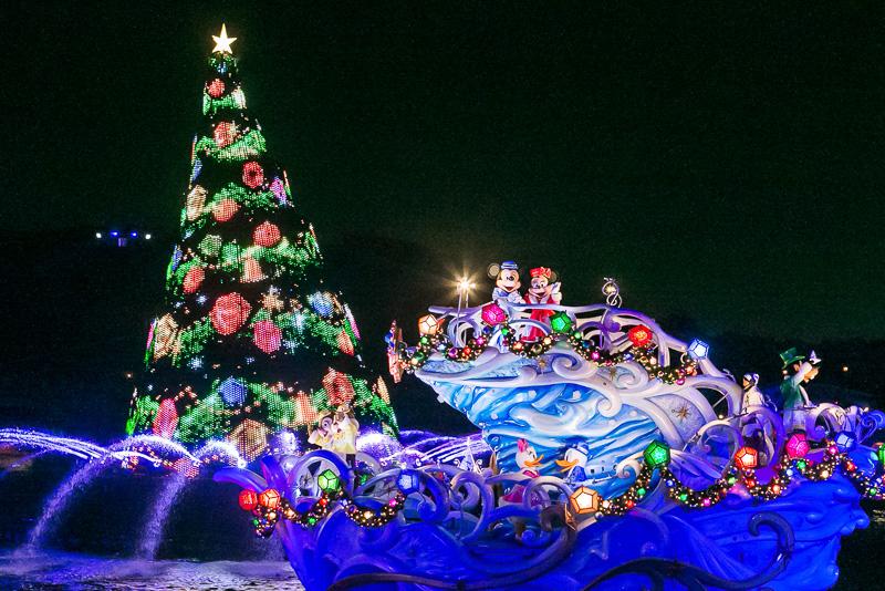 エンターテインメント・プログラム「カラー・オブ・クリスマス~ナイトタイム・ウイッシュ」