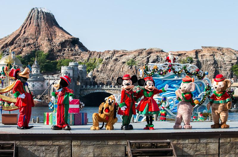 クリスマスを盛大に祝う、エンターテインメント・プログラム「パーフェクト・クリスマス」