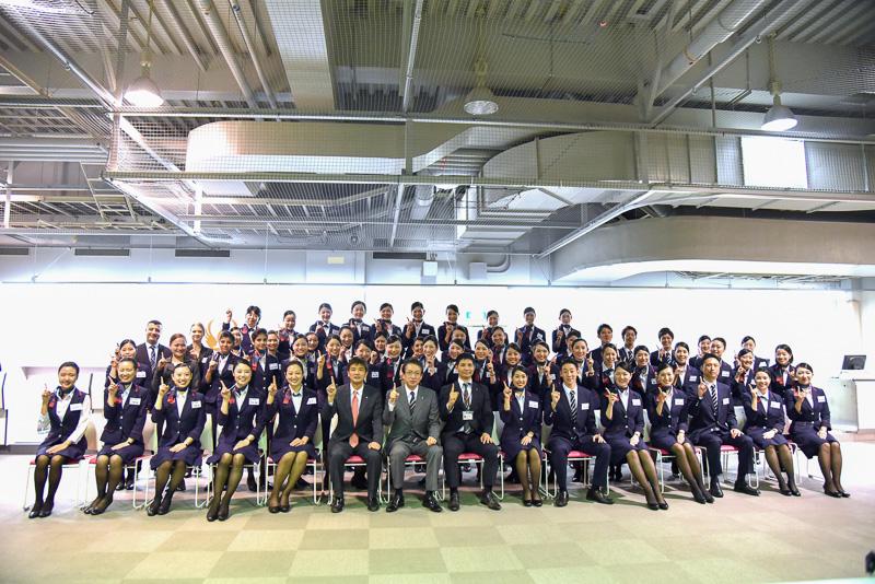 11月14日と15日の2日間にわたり「JAL 第5回 空港サービスのプロフェッショナルコンテスト」が開催された