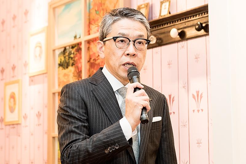 プレビ株式会社 代表取締役社長 梶修明氏