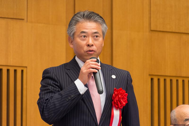 関西エアポート株式会社 執行役員 田中淳隆氏