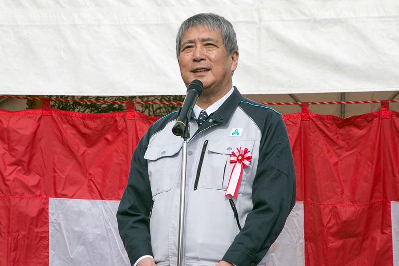首都高速道路株式会社 代表取締役社長 宮田年耕氏