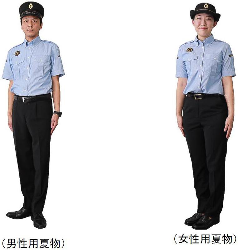盛夏用制服