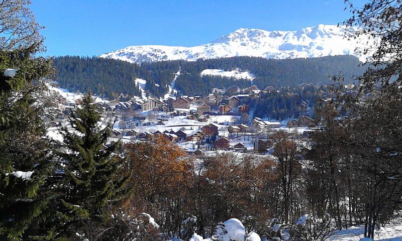 メリベルの街に着くとこのような雪景色に!