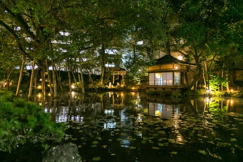 徳川慶喜が作った「東海の名園」浮月楼の庭園