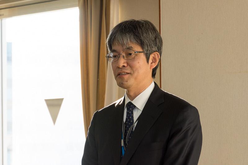 国土交通省 関東地方整備局 港湾空港部長 加藤雅啓氏
