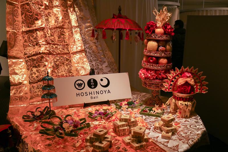 東京・銀座にある星野リゾートの東京オフィスで、星のやバリの発表会が開かれた