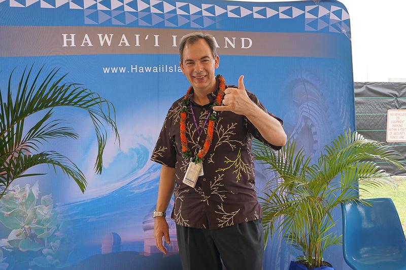 ハワイアン航空のマーク・ダンカリー代表取締役社長兼CEO