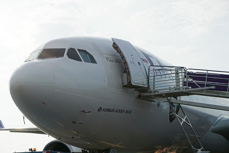 ハワイアン航空の羽田~コナ線によってオアフ島のホノルルに立ち寄ることなくハワイ島へ行けるようになった