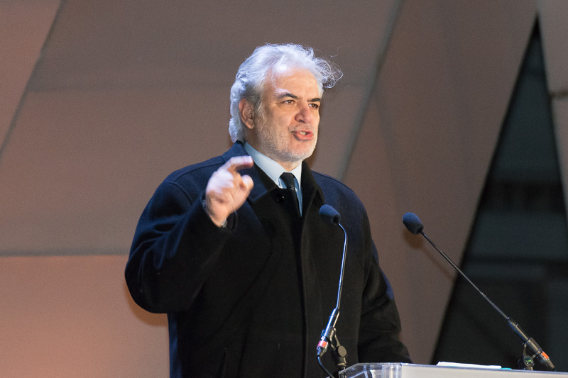 EU 欧州委員会のクリストス・スティリアニデス(Christos Stylianides)氏