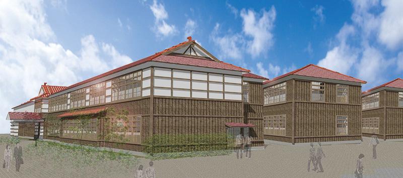 3月4日、山口県萩市に「萩・明倫学舎」がオープンする