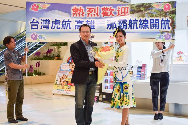 タイガーエア台湾は3月4日、高雄空港~那覇空港線の定期運航を開始した