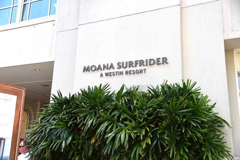 「モアナ サーフライダー ウェスティン リゾート&スパ」