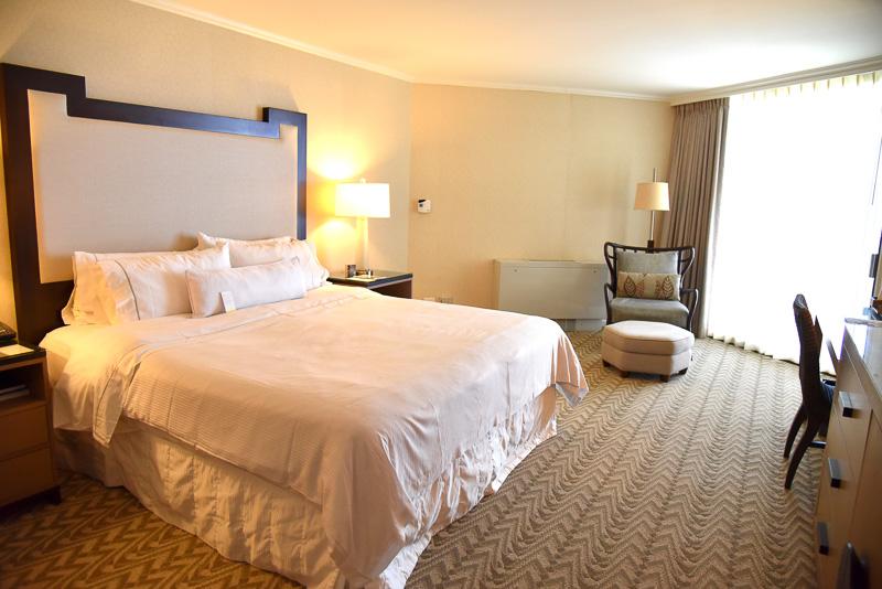 「タワーウィング/15階以上ダイヤモンドヘッド・オーシャンビュー」で予約すると宿泊できるゲストルーム