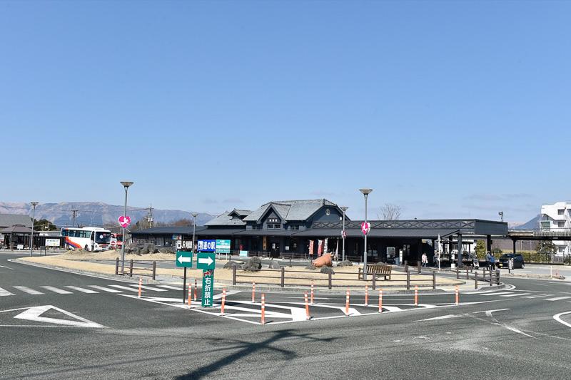 豊肥本線 阿蘇駅